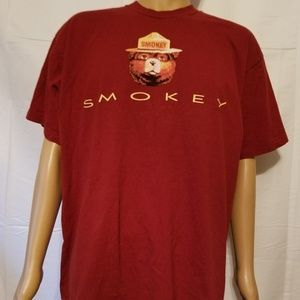 Vintage Smokey the Bear Spellout only you aero usa